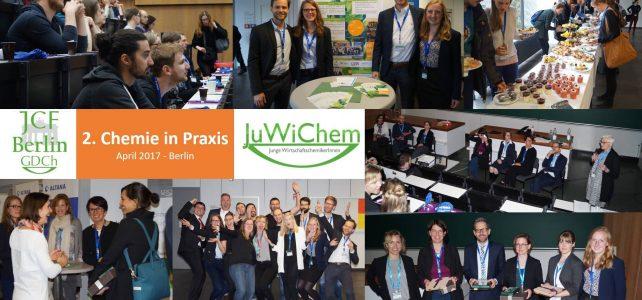 ChiP 2.0 – Chemie in Praxis – Berlin, 07.04.17