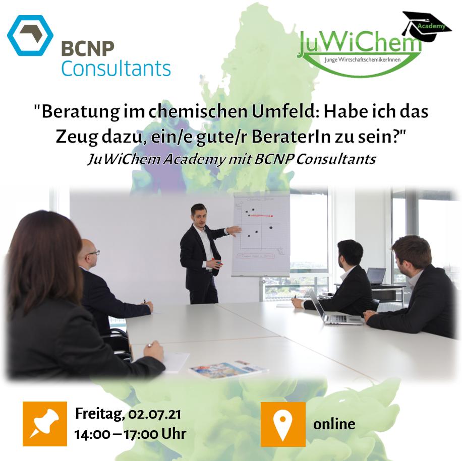 JWC Academy Vol. 6 Beratung BNCP
