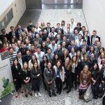 Die Teilnehmer und Teilnehmerinnen des JuWiChem-Day 2019
