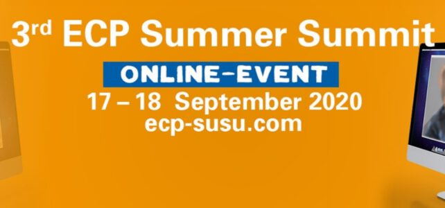 European Chemistry Partnering Summer Summit 2020