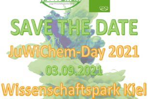 SAVE THE DATE: JuWiChem-Day 2021!