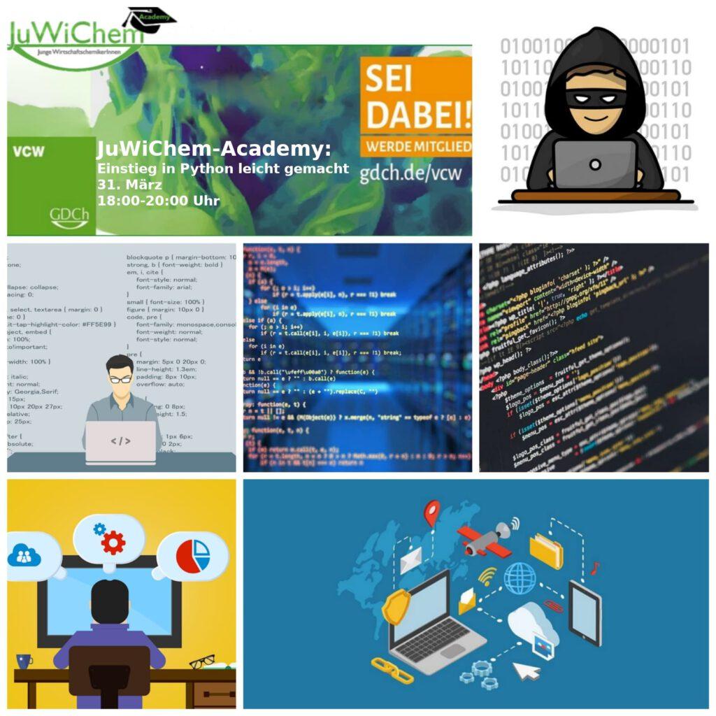 JWC Academy Vol. 4 Einstieg in Python