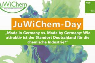 Die Anmeldung zum JuWiChem-Day 2020 beginnt erneut!