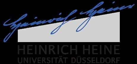 Logo der Heinrich Heine Universität Düsseldorf