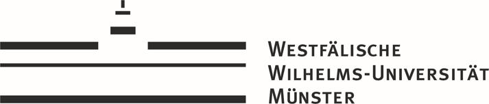Logo der Westfälischen Wilhelms-Universität Münster